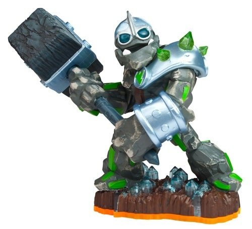 Skylanders Giants: Crusher Giant Character - 1