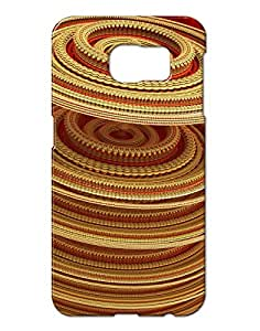 Pickpattern Back Cover Samsung Galaxy S6