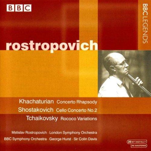 Katchaturian : Concerto Pour Violoncelle Et Orchestre En Mi Mineur