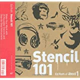 Stencil 101: Make Your Mark with 25 Reusable Stencils and Step-by-Step Instructions ~ Ed Roth