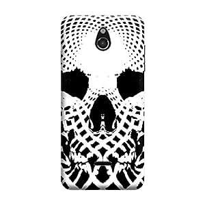 Digi Fashion Designer Back Cover with direct 3D sublimation printing for Infocus M2