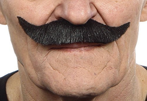 Trim salesman moustaches 2pcs.