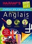 Harrap's cahier de vacances Anglais 5�me