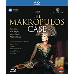 Janacek: The Makropoulos Case [Blu-ray]