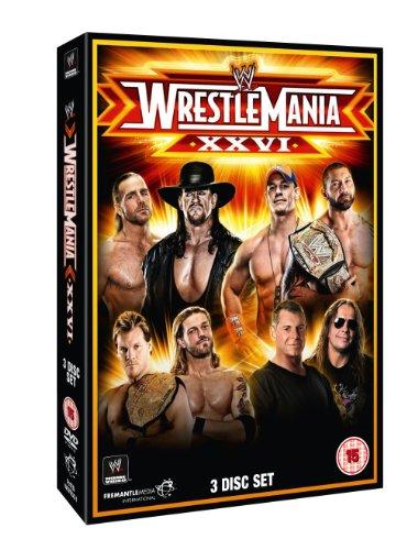 WWE: WrestleMania 26 [DVD] [Edizione: Regno Unito]