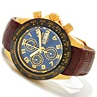 Invicta Mens Reserve Speedway Swiss Made 26 Jewel Valjoux 7750 Automatic Blue Dial Watch 10941