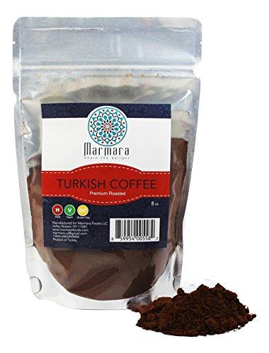 Marmara Premium Roasted Turkish Coffee 8 Oz (Caja De Aromas compare prices)