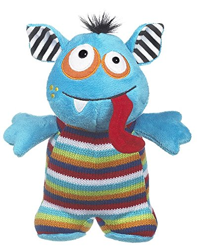 "Ganz 8"" Knitwits Plush Toy, Blue"