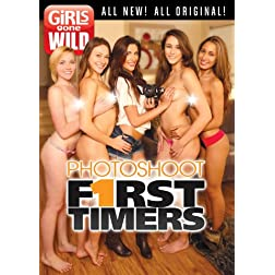 Girls Gone Wild: Photoshoot First Timers
