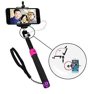 cradles mounts stands unho handheld button selfie monopod cable wire. Black Bedroom Furniture Sets. Home Design Ideas
