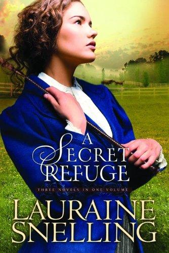 Secret Refuge, A front-150238