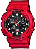 Casio Herren-Armbanduhr G-SHOCK Classic Analog/digital Quarz, Funk (One Size, schwarz)