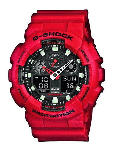 casio-g-shock-ga-100b-4a-orologio-da-polso-da-uomo-resina-rosso