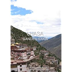 Lhasa: Ganden-Sakia