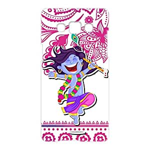 a AND b Designer Printed Mobile Back Cover / Back Case For Samsung Galaxy A5 (SG_A5_3D_1645)