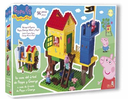 Peppa pig casa del arbol simba 4384858 - Peppa pig la casa del arbol ...