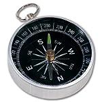 Kompass mit Ring zum Befestigen am Sc...