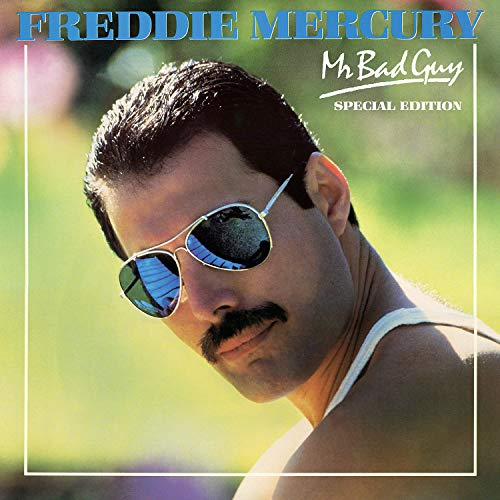 CD : FREDDIE MERCURY - Mr Bad Guy