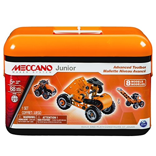 Meccano Junior Advanced Toolbox