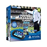 Playstation Vita Plus Football Manager 2014 Voucher Plus 4GB RM