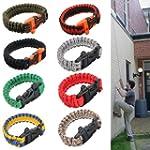 Bracelet Sifflet Paracorde Camping Sp...