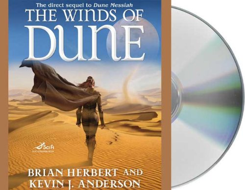 The Winds of Dune, Brian Herbert, Kevin J. Anderson