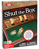 Ideal Shut The Box Tabletop Game