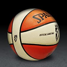 Spalding WNBA Official Game Basketball - Size 28.5