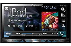 See Pioneer BLUETOOTH Double-DIN DVD/CD/MP3/USB Car Stereo Receiver with 7-Inch Motorized Touchscreen with HD RADIO & Siri Eyes Free, SiriusXM-Ready, Android Music Support, Pandora, and Dual Camera Inputs, BONUS FREE Remote Control Included Details