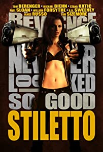 NEW Stiletto (DVD)