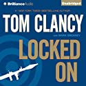 Locked On (       UNABRIDGED) by Tom Clancy, Mark Greaney Narrated by Lou Diamond Phillips