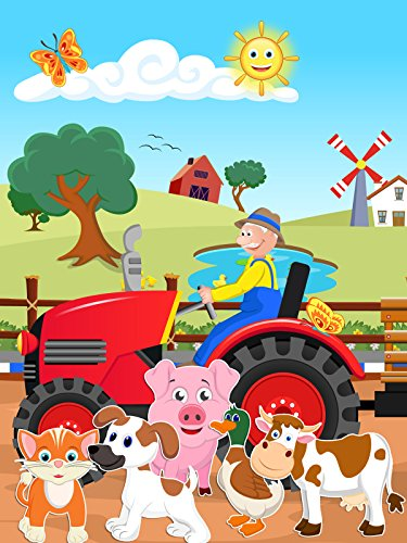Old MacDonald Had a Farm- Nursery Rhymes Video : Watch online now with Amazon Instant Video: Kids Songs TV