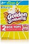 Golden Grahams Cereal, 12 Oz