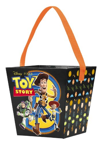 Toy Story 3 Cardboard Candy Cube - 1