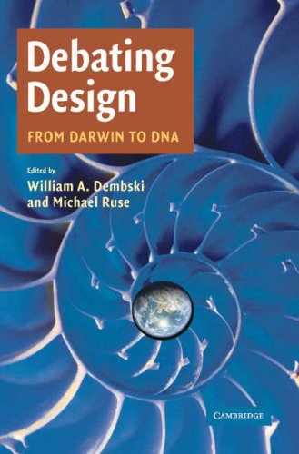 Image for Debating Design: From Darwin to DNA