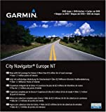 Garmin Maps of Europe NT City Navigator on DVD