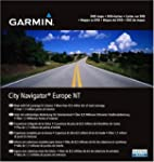 Garmin Maps of Europe NT City Navigat...