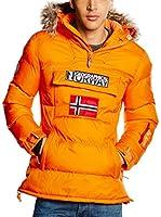 Geographical Norway Abrigo Bolide (Naranja)