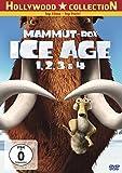 DVD & Blu-ray - Ice Age 1, 2, 3 & 4 (Mammut-Box) [4 DVDs]