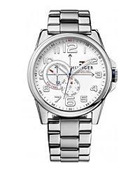 Tommy Hilfiger Analog White Dial Men's Watch - TH1791006J