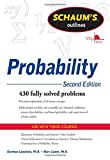 img - for Schaum's Outline of Probability, Second Edition (Schaum's Outline Series) book / textbook / text book