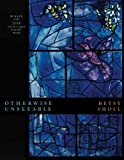 Otherwise Unseeable (Four Lakes Prize in Poetry)