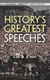 History s Greatest Speeches (Dover Thrift Editions)