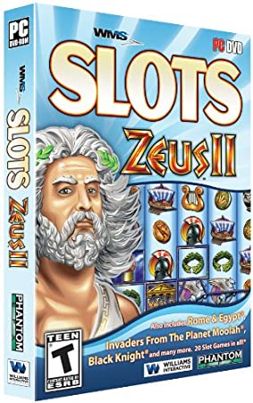 EFX WMS Slots Zeus II
