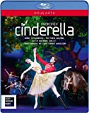 Prokofiev: Cinderella [Anna Tsygankova, Matthew Golding, Larissa Lezhnina] [Opus Arte: OABD7126D] [Blu-ray] [2013]