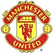 Manchester United FC Window Sticker - Large - Football Gifts