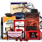 Chocolate Gift Basket Stack - Sweet Decadence