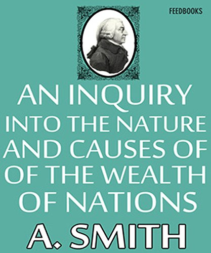 a short review of the wealth of nations a book by adam smith