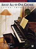 Alfred's Basic Adult Piano Course: Adult All-In-One Level 2 - Partitions, CD