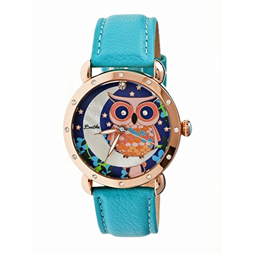 bertha-womens-bthbr3007-ashley-mother-of-pearl-leather-band-turquoise-watch
